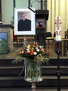 Trauer um Msgr. Ferdi Vater